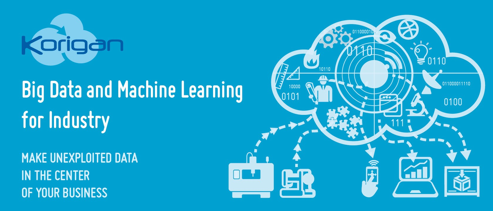 Big Data and Machine learning for industry